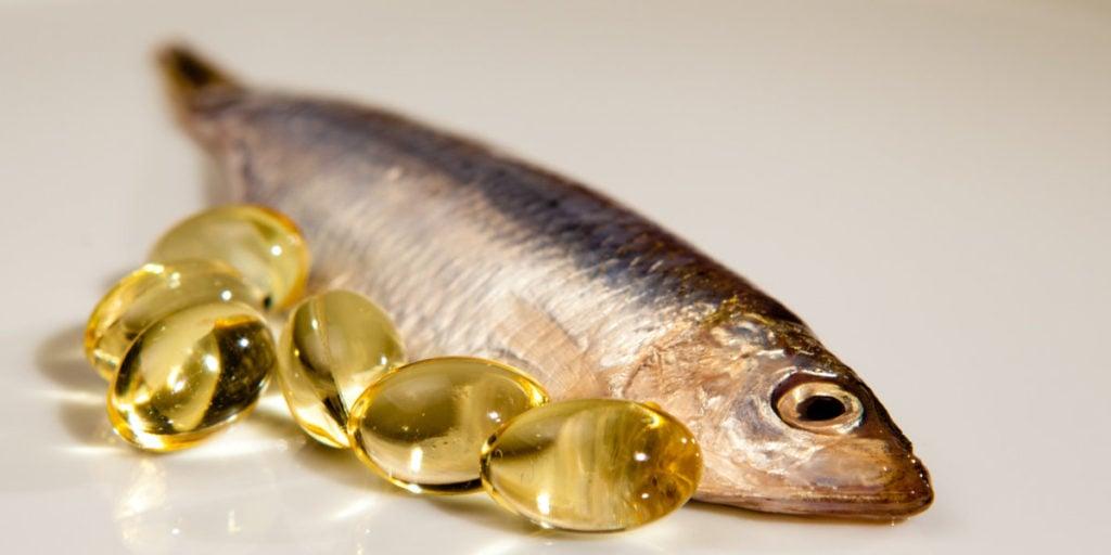 óleo de peixe pode ajudar na perda de gordura